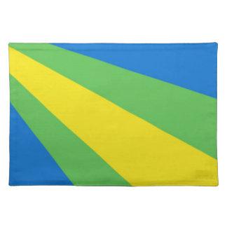 Flag of Zeewolde Placemat