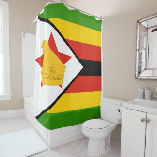 Flag of Zimbabwe Africa
