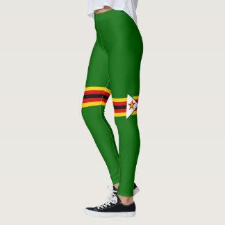 Flag of Zimbabwe Leggings