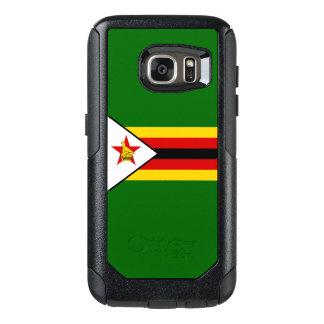 Flag of Zimbabwe Samsung OtterBox Case
