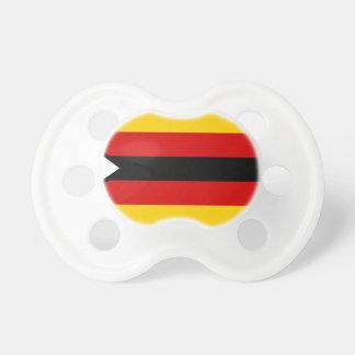Flag of Zimbabwe - Zimbabwean - Mureza weZimbabwe Pacifier