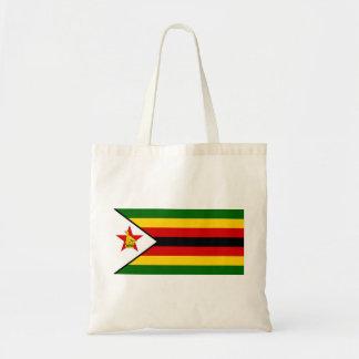 Flag of Zimbabwe - Zimbabwean - Mureza weZimbabwe Tote Bag