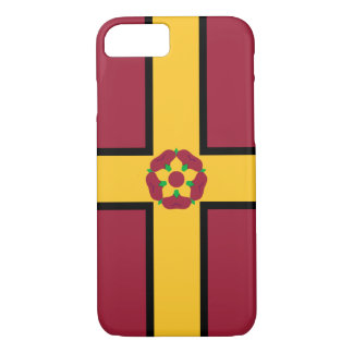 Flag on Northamptonshire Case-Mate iPhone Case