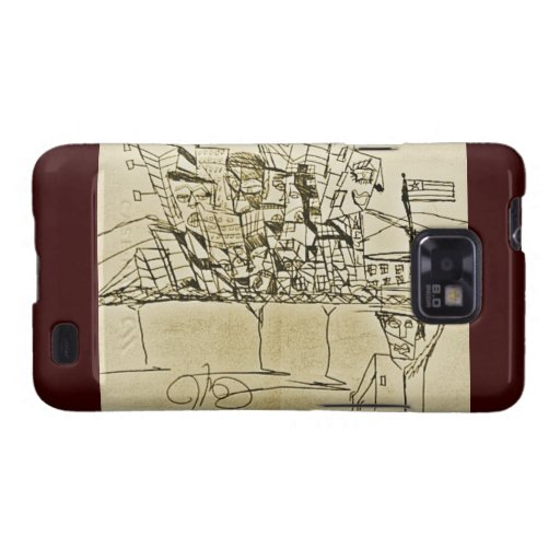 FLAG PLACER SAMSUNG GALAXY COVER