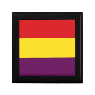 Flag Republic of Spain - Bandera República España Gift Box