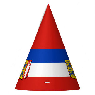 Flag Schleswig-Holstein Party Hat