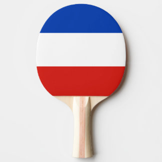 Flag Schleswig-Holstein Ping Pong Paddle