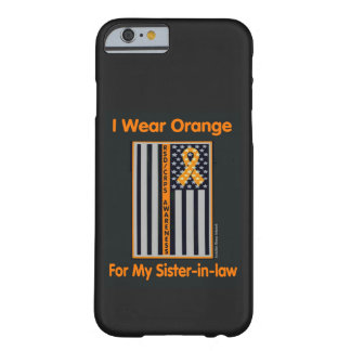 Flag/Sister-in-law...RSD/CRPS Barely There iPhone 6 Case