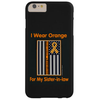 Flag/Sister-in-law...RSD/CRPS Barely There iPhone 6 Plus Case
