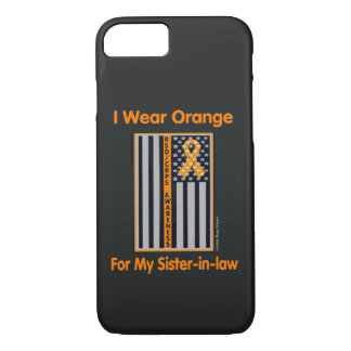 Flag/Sister-in-law...RSD/CRPS iPhone 7 Case