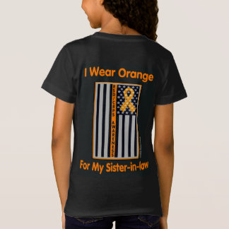 Flag/Sister-in-law...RSD/CRPS T-Shirt