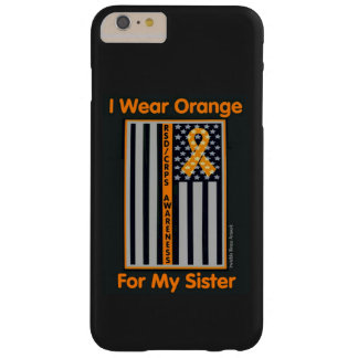 Flag/Sister...RSD/CRPS Barely There iPhone 6 Plus Case