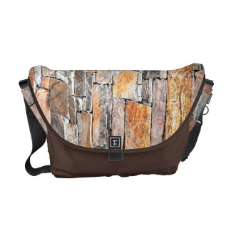 Flag stone Design Courier Bags
