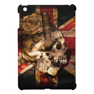 Flag United Kingdom England London Grunge iPad Mini Cases