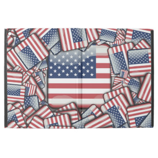 """Flag_United_States_by_JAMColors iPad Pro 12.9"""" Case"""