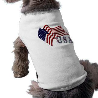 Flag USA Shirt