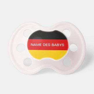 Flagge Deutschland Pacifier