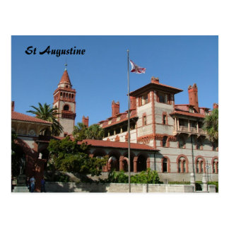 Flagler College Postcard