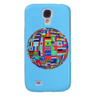 FLAGS GALAXY S4 COVERS