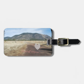 Flagstaff AZ Luggage Tag