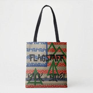 Flagstaff Back The Blue Bag