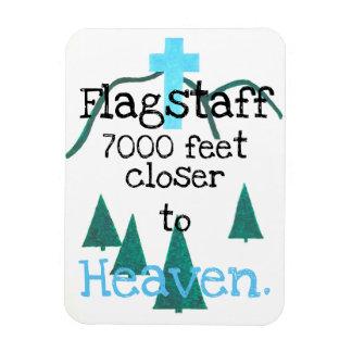 Flagstaff Magnet