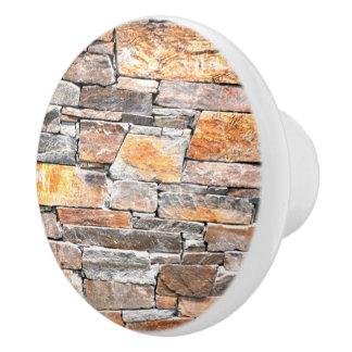 Flagstone Ceramic Knob