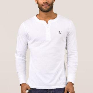 Flair Club Long-Sleeve Henley Shirt