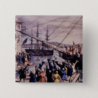 Flair Pin : Boston Tea Party