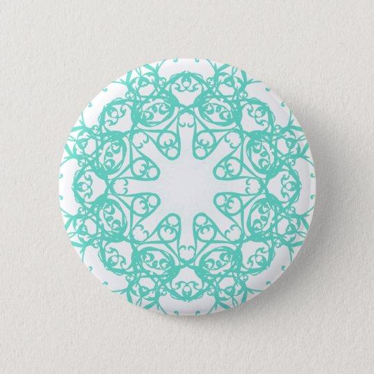 flake 2 inch round button