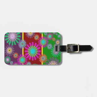 Flakes Custom Luggage Tag