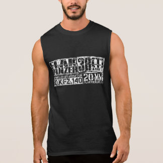 Flakpanzer 38(t) Men's Ultra Cotton Sleeveless T- Sleeveless Shirts