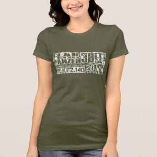 Flakpanzer 38(t) Women's Bella Favorite Jersey T- T-Shirt
