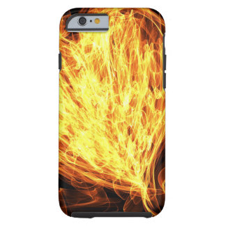 flame art tough iPhone 6 case