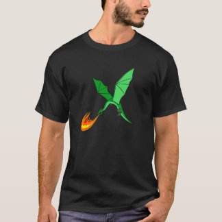 Flame Breathing Dragon T-Shirt