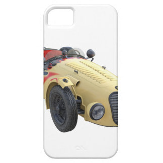 Flame Colored Sports Racer iPhone 5 Cases