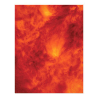 flame fire abyss letterhead