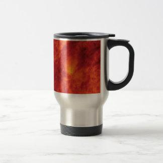 flame fire abyss travel mug