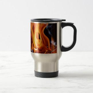 Flame-focus Travel Mug