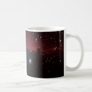 Flame & Horsehead Nebulae #2 Coffee Mug