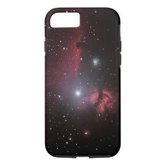 Flame & Horsehead Nebulae #2 iPhone 8/7 Case