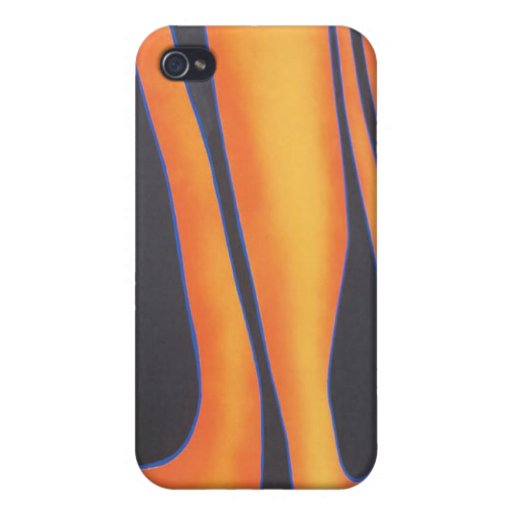 Flame IPhone Hard Case Cover For iPhone 4