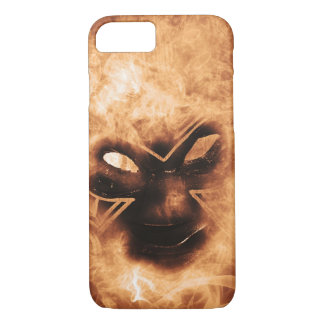 Flame Mask Case