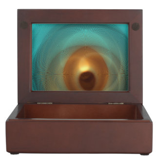 Flame Sphere Memory Box