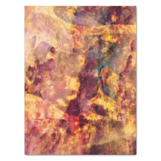 flame tissue paper