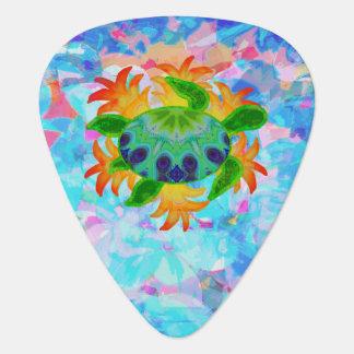Flame Turtle Guitar Pick