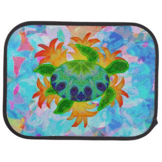 Flame Turtle Floor Mat