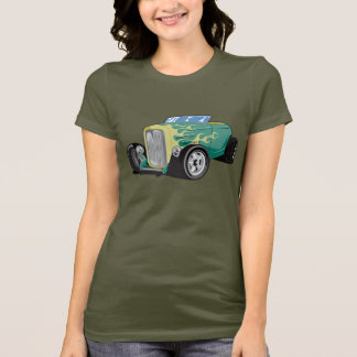 Flamed Roadster T-Shirt