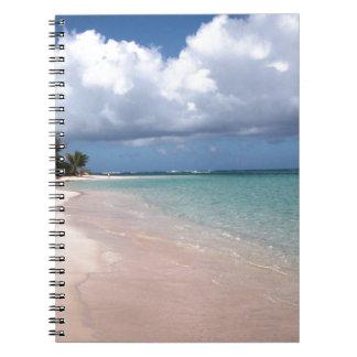 Flamenco Beach Culebra Notebooks
