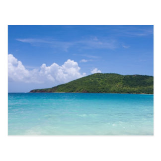 Flamenco Beach Culebra Postcard